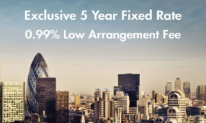 exclusive 5 year fixed rate